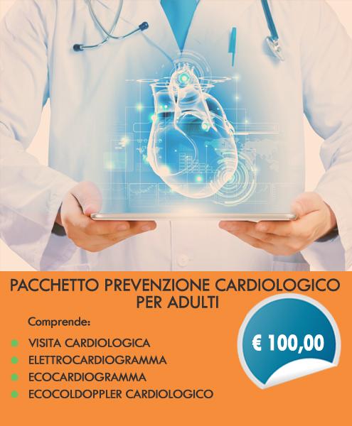 pacchetto promozione prevenzione cuore