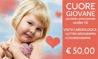 promo visita cardiologica bambini