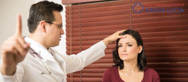 Visita neurologica a domicilio