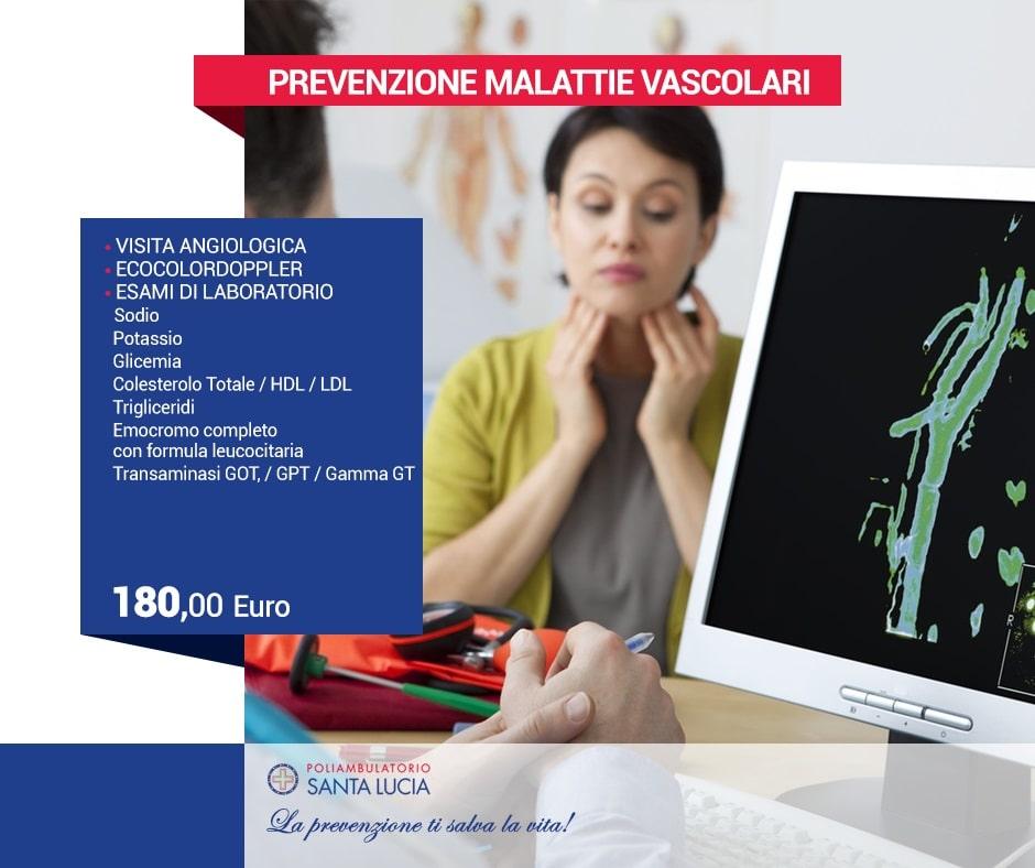 pacchetto prevenzione malattie vascolari galatone